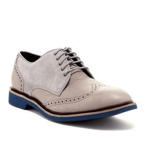 COLE HAAN • Franklin Wing Tip leather Oxford